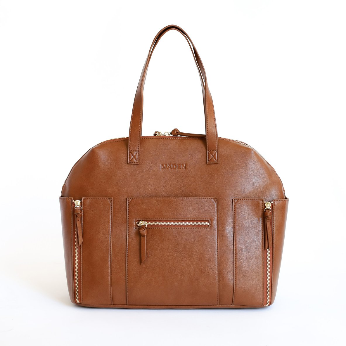 Maden Saddle Carryall Convertible Tote